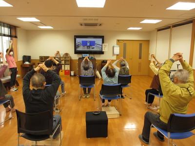 オンライン運動教室